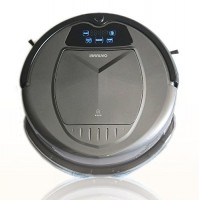 Infinuvo Hovo® 650 Robotic Vacuum with HEPA Filter, UV Lamp, Home Base, Sch